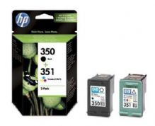 HP 350 / 351 Ink Cartridge - Multipack